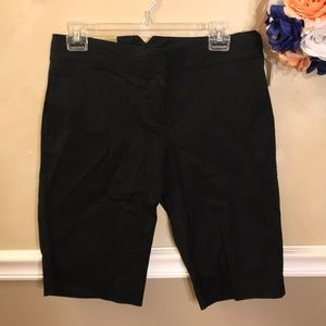 "NWT Old Navy Classic Rise Stretch 12"" Bermuda"